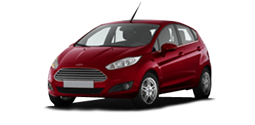 Ford Fiesta or similar