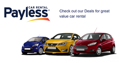 Payless Car Rental Airport Location